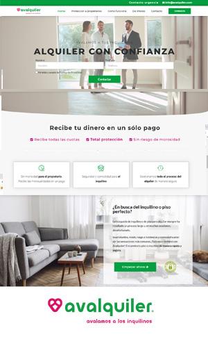Diseño páginas web Castilla y León y Madrid